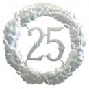 mayorista Utillaje de jardin: Números Alegrías sin hilos, 25, 40 cm de diámetro